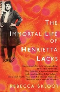 Image of Henrietta Lacks Cover