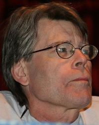 Stephen King by Pinguino