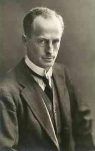 Sir Douglas Mawson in 1914