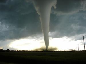 Elie, Manitoba on June 22, 2007