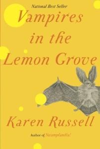 Vampires in the Lemon Grove cover