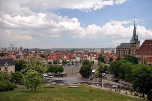 Erfurt, Germany in 2011