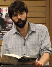 Joe Hill by jlassen