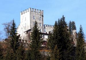 Schloss Itter in 2010.
