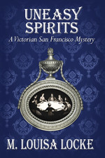 Uneasy Spirits Cover