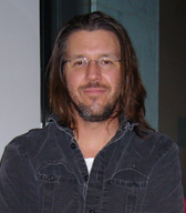 The author in 2006.