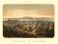 San Francisco in 1860
