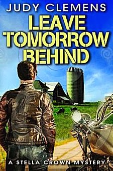 Leave Tomorrow Behind Cover