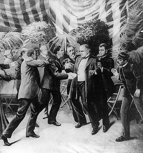 President McKinley lingered for nine days after this day in Buffalo.