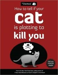 how to tell if your cat is plotting to kill you cover (198x255)