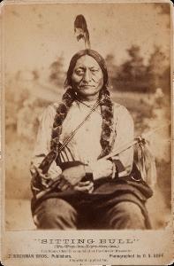 Sitting Bull in 1881.