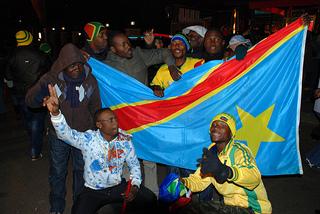 Congo Flag by Richard Williams Flickr CC 3.0