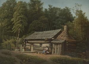 Log Cabin Public Domain
