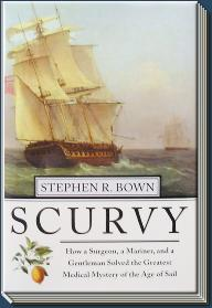 Scurvy book cover