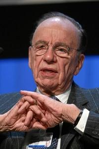 Rupert Murdoch, executive chairman of News Corp.