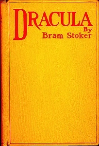 Cover of the first edition in 1897.