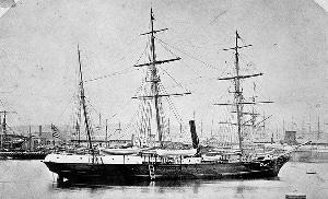 The USS Jeannette