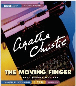 The Moving Finger Agatha Christie