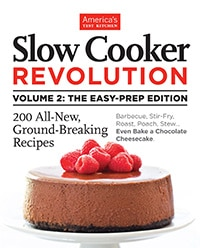 Slow Cooker Revolution 2