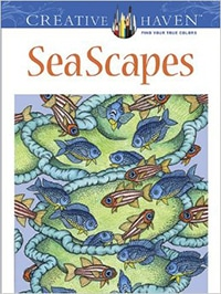 Seascapes Coloring Book
