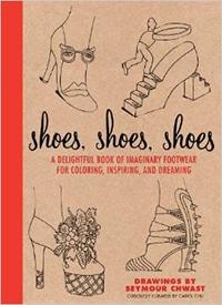 Shoes Shoes Shoes Coloring Book