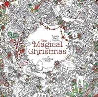 The Magical Christmas Coloring Book