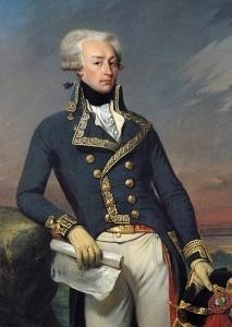 Lafayette circa 1791, by Joseph-Désiré Court.