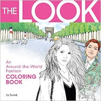 The Look Coloring Book
