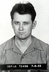 James Earl Ray in 1955.