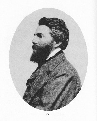 Melville in 1860