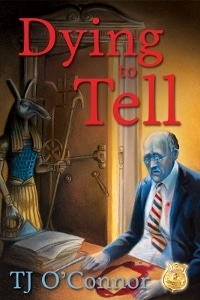 Dying to Tell (Gumshoe Ghost Book 3)
