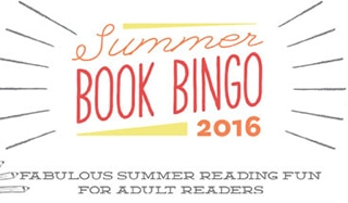 2016 Summer Book Bingo