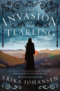 Invasion of the Tearling Cover