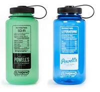 Powell's water bottles