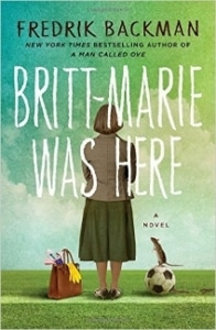 Britt-Marie Was Here Cover
