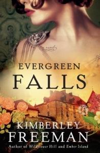 Evergreen Falls Book cover