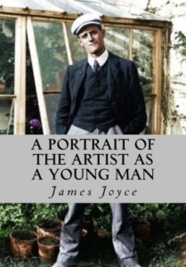 James Joyce's A Portraint of the Artist as a Young Man cover