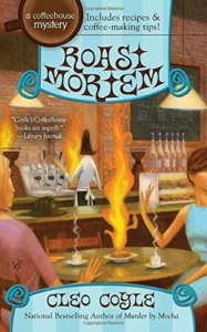 Cleo Coyle's Coffee House Mystery 9 - Roast Mortem book cover