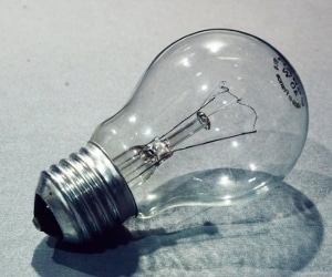 Light bulb PD