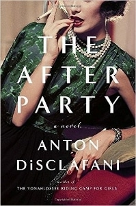 The After Party book cover