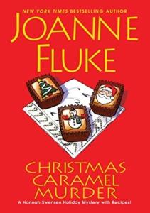 Christmas Caramel Murder cover