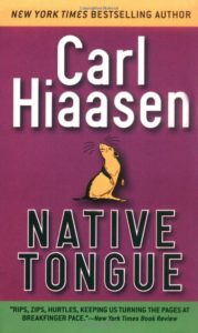 Native Tongue book cover
