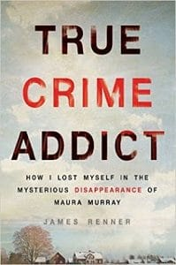 True Crime Addict book cover