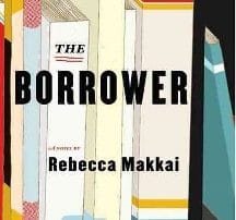 The Borrower book cover