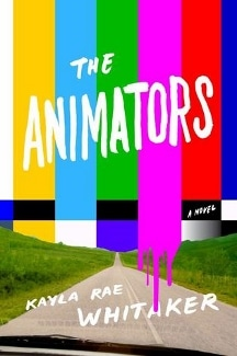 The Animators Book Cover
