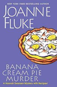 Banana Cream Pie Murder by Joanne Fluke cover