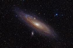 Andromeda Galaxy photo