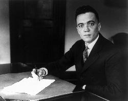 J. Edgar Hoover photo