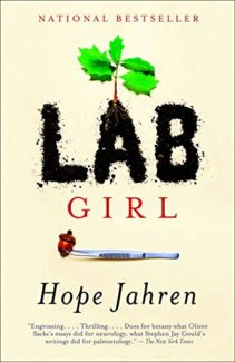 lab girl book cover