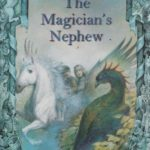 Magician's nephew cover